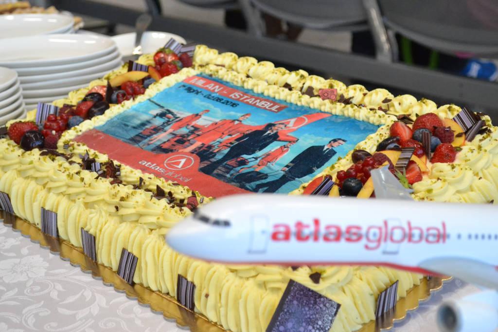 AtlasGlobal inaugura una nuova tratta a Malpensa