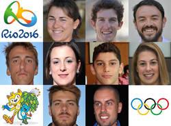 atleti varesotti rio 2016 olimpiadi