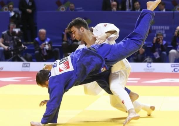 Olimpiadi Rio 2016: Basile è oro nel judo COMMENTA