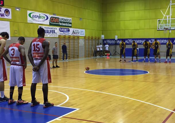 Openjobmetis Varese – Hyeres Toulon 64-70