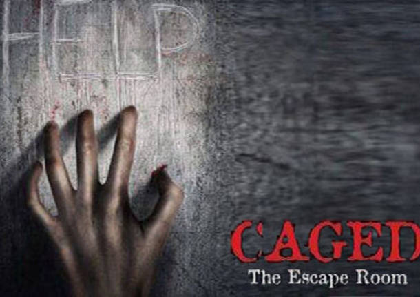 Caged, The Escape Room Castelletto Ticino