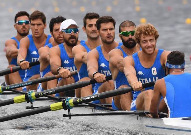 canottaggio otto italia