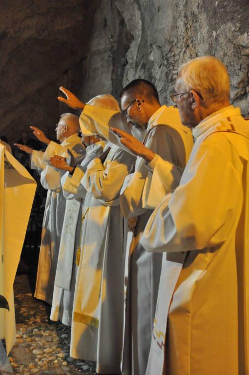 La processione del 14 agosto al Sacro monte