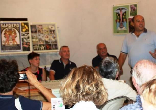 I comuni di Bajardo e Olgiate Olona (VA) gemellati nel ricordo di Antonio Rubino