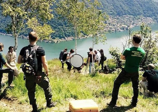 """Cuasso al Monte - trasmissione """"Mistero"""""""