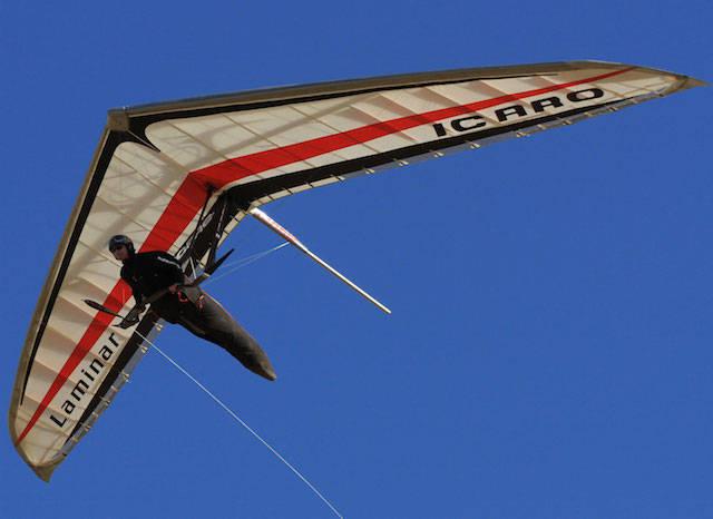 deltaplano laminar icaro 2000
