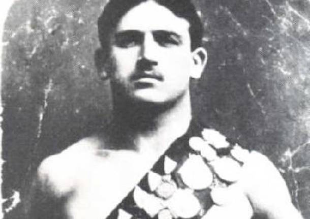 enrico porro lotta olimpiadi 1908
