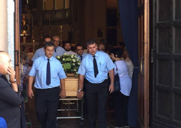 Funerale Claudio silvestri