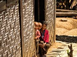 Gli sguardi del Myanmar