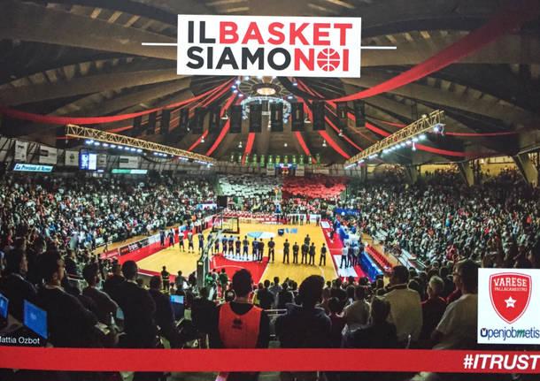 Il basket siamo noi Luca villa Alberto Castelli