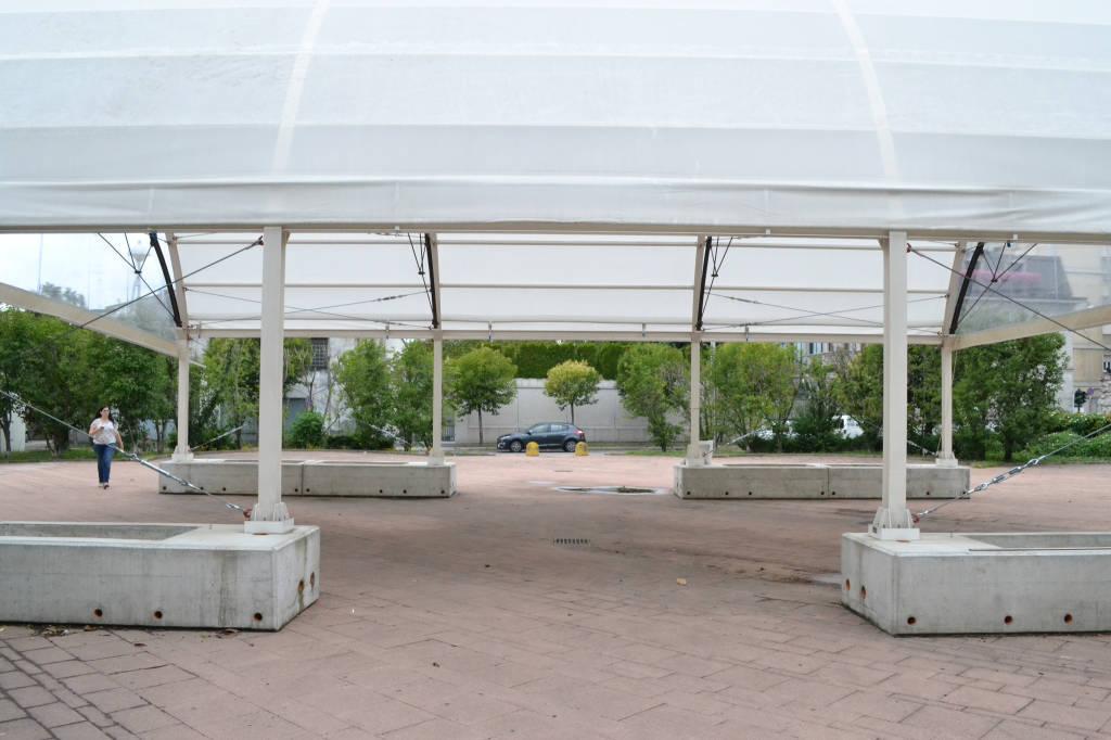 Il triste destino dell'Expo Hub