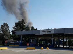 Incendio alla Whirlpool