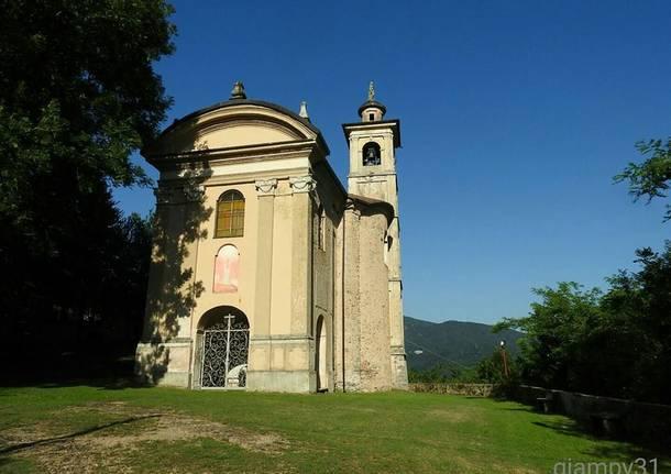 La chiesetta di Borgnana - foto di Gianpietro Toniolo