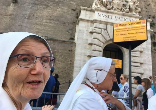 La Pro Loco regala una visita ai Musei Vaticani alle Preziosine