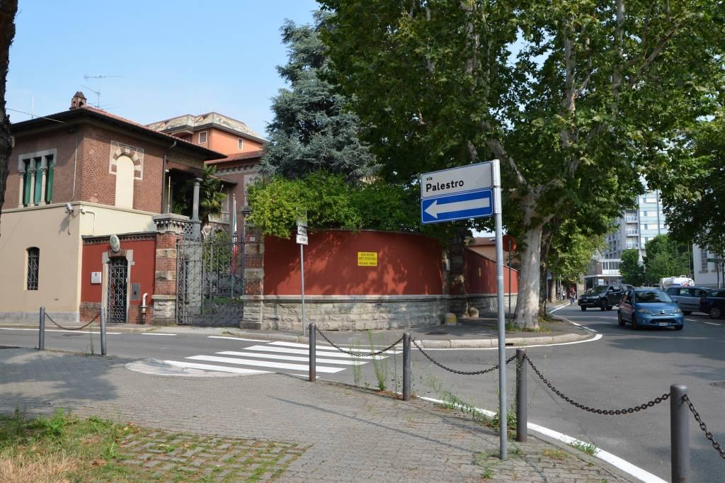 La sede della guardia di Finanza