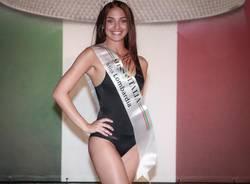 Martina Motta è Miss Lombardia