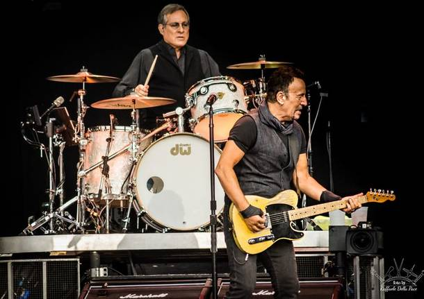 Springsteen in concerto a Zurigo