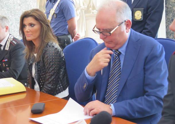 Nadia Calcaterra  Gianluigi Fontana
