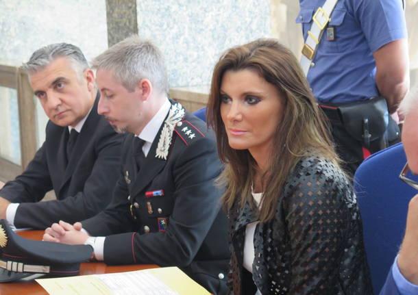 Nadia Calcaterra Federico Ninni Gianluigi Fontana