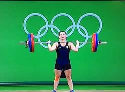 Olimpiadi Giorgia bordignon