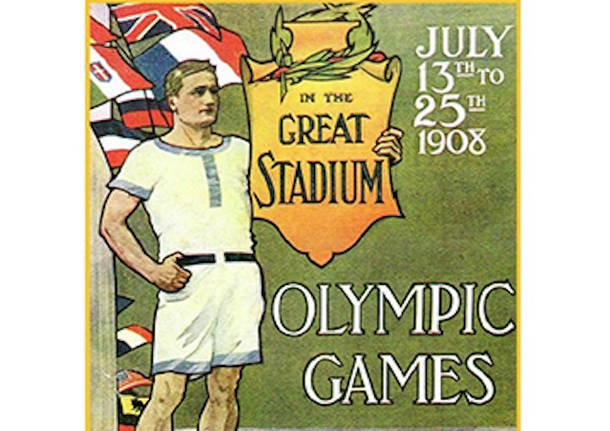 olimpiadi londra 1908