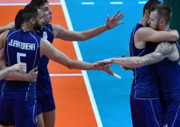 Video Italia-Iran 3-0, Pallavolo Olimpiadi 2016: Sintesi semifinale (RaiSport)