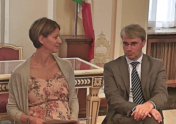 Presentazione fiera di Varese 2016