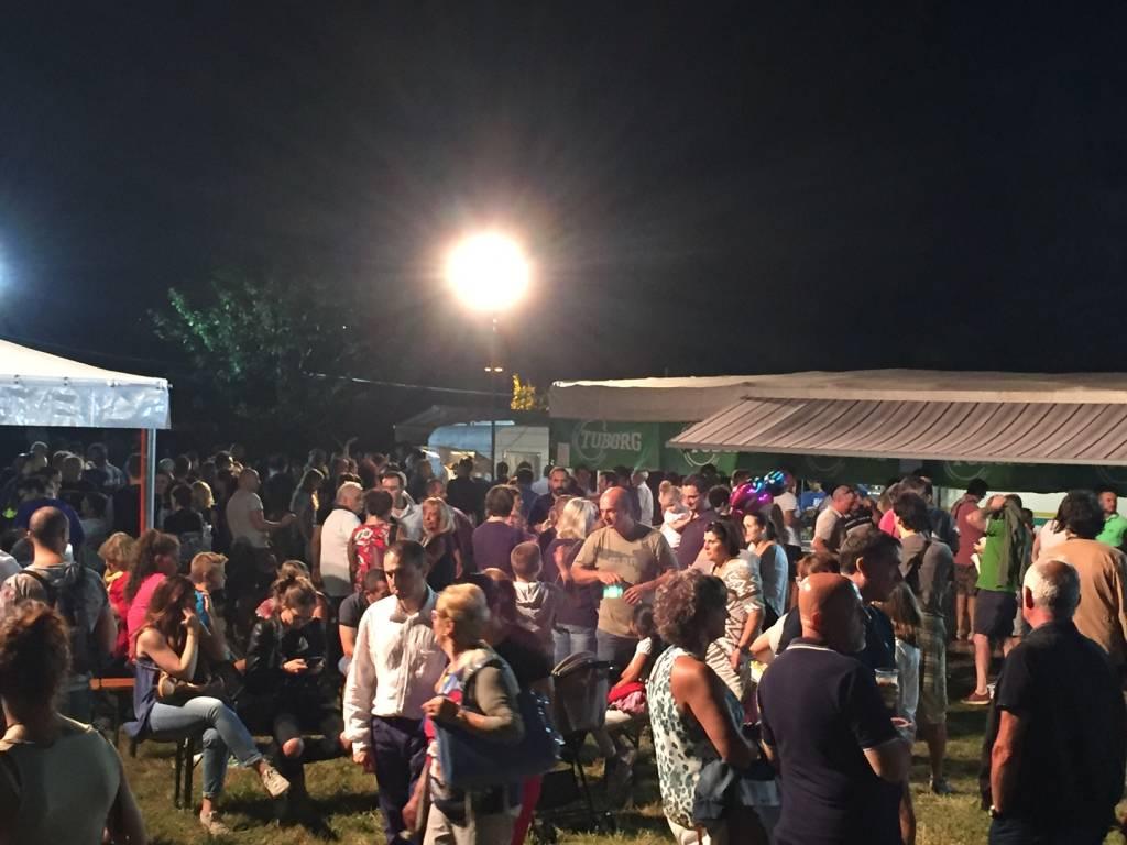 Sant'Eusebio 2016, lo staff e la festa