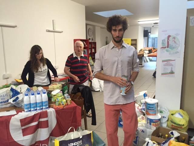 Solidarietà ai migranti di Como