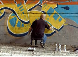 Street Art al Castello di Masnago: [Di]segni urbani