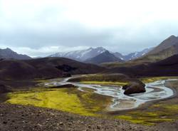 Tra i ghiacci dell'Islanda