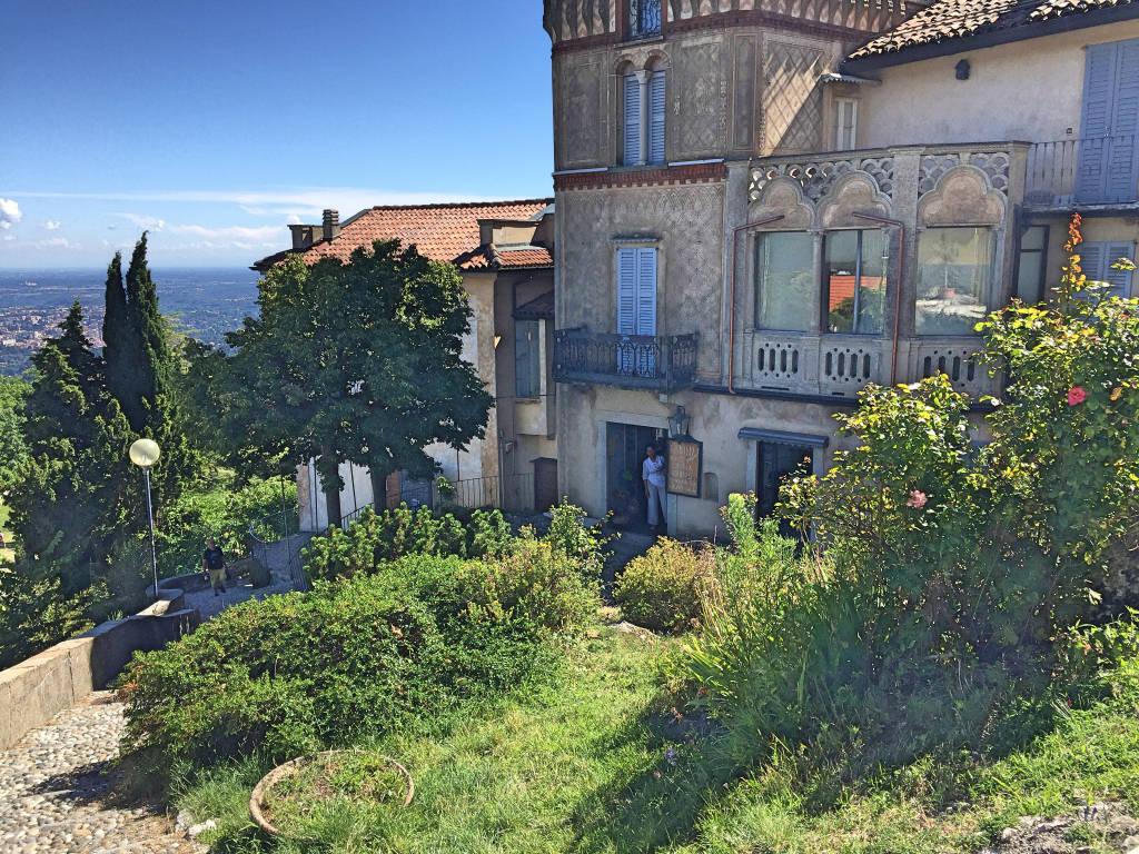 Un Convivio al Sacro Monte