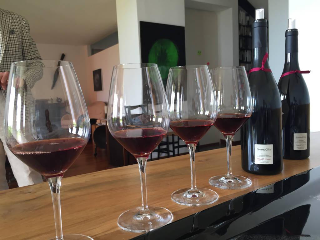 """Un vino """"da stellati """" ad Azzate"""