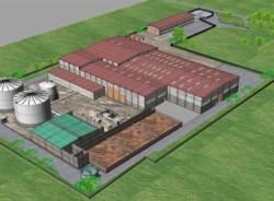 impianto biogas progetto