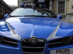 volante Polizia auto generica Busto commissariato