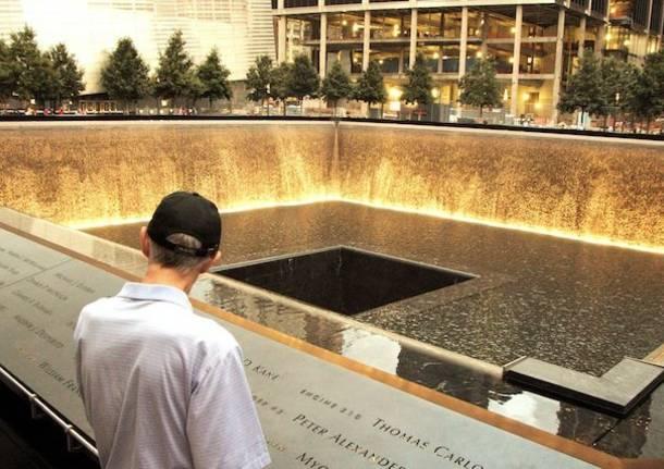 11 settembre, il memorial Ground Zero