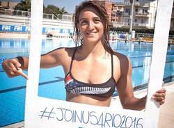 alessia berra nuoto Paralimpiadi Rio 2016