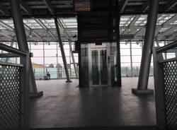 ascensore stazione castellanza