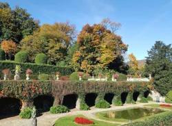 Bisuschio - Foliage a Villa Cicogna Mozzoni