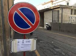 Cambiano i cartelli, cominciano le grandi manovre al parcheggio Del Ponte