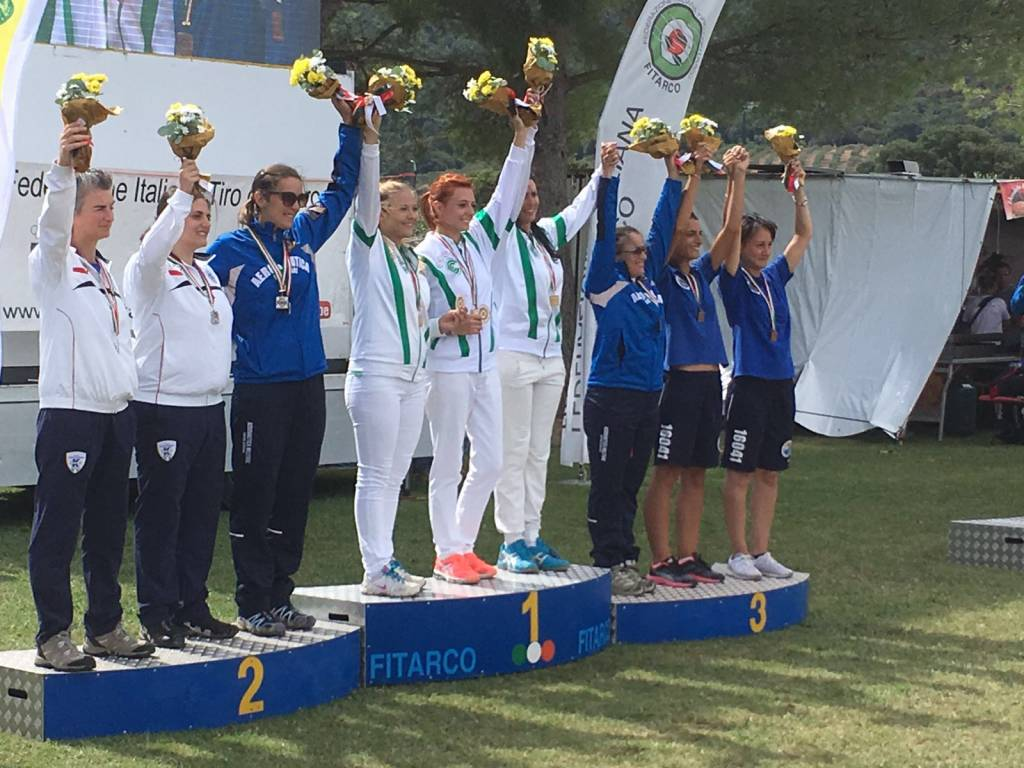 Campionati italiani Targa di tiro con l'arco 2016