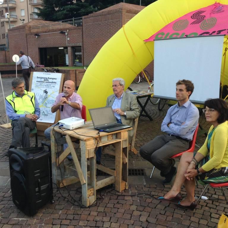 Ciclocittà presenta le proposte per la città