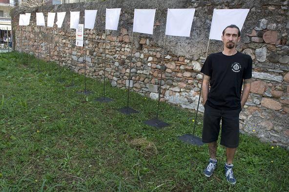 Alex Sala - terzo artista per l\'ORTO d\'ARTE
