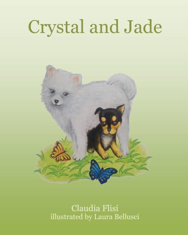 Crystal and Jade abbaiano in inglese con un accento Bustocco