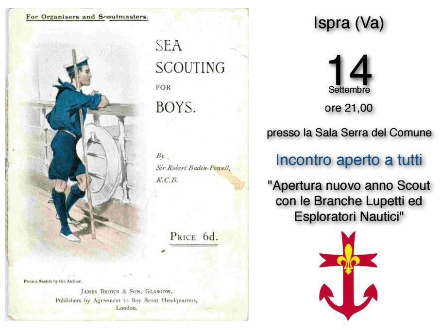 Apertura Nuovo Anno Scout Gruppo FSE di Ispra