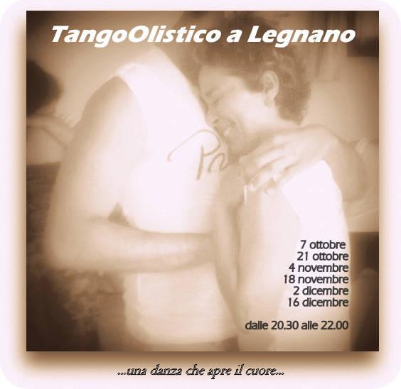 Percorso Serale di TangoOlistico® a Legnano