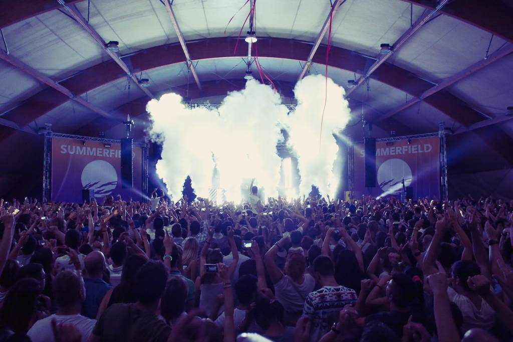 Summerfield Festival: 5 giorni di musica