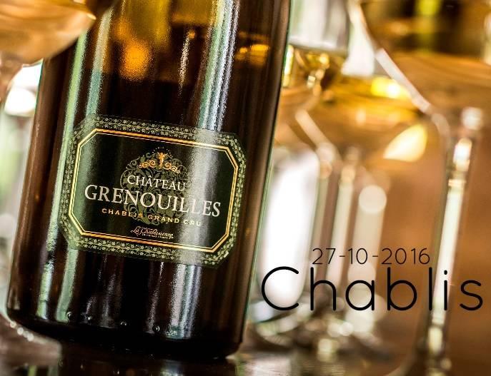 """CHABLIS  """"Voici le Chablis"""", lo Chardonnay qui è di casa…"""
