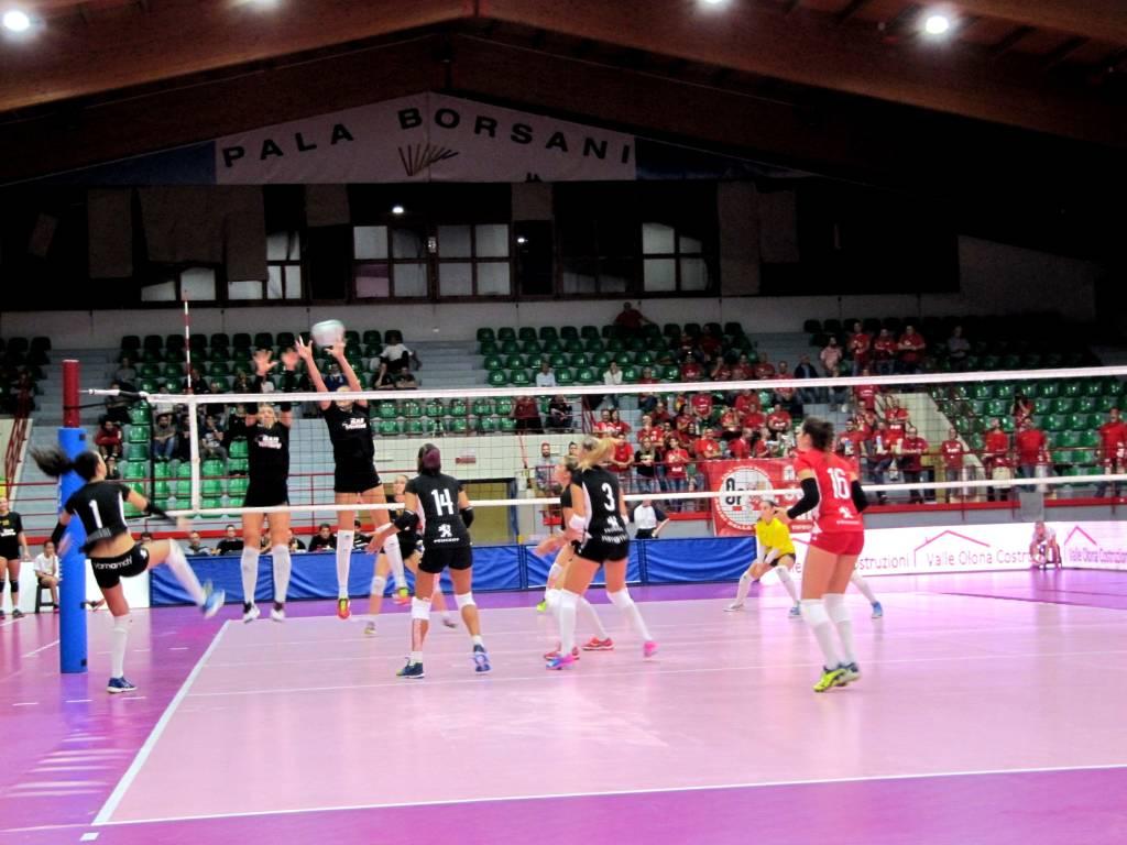 La UYBA nella prima semifinale del Trofeo Bellomo