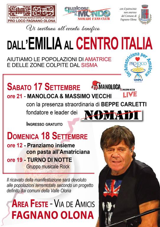 [LIVE] Dall\'Emilia al Centro Italia